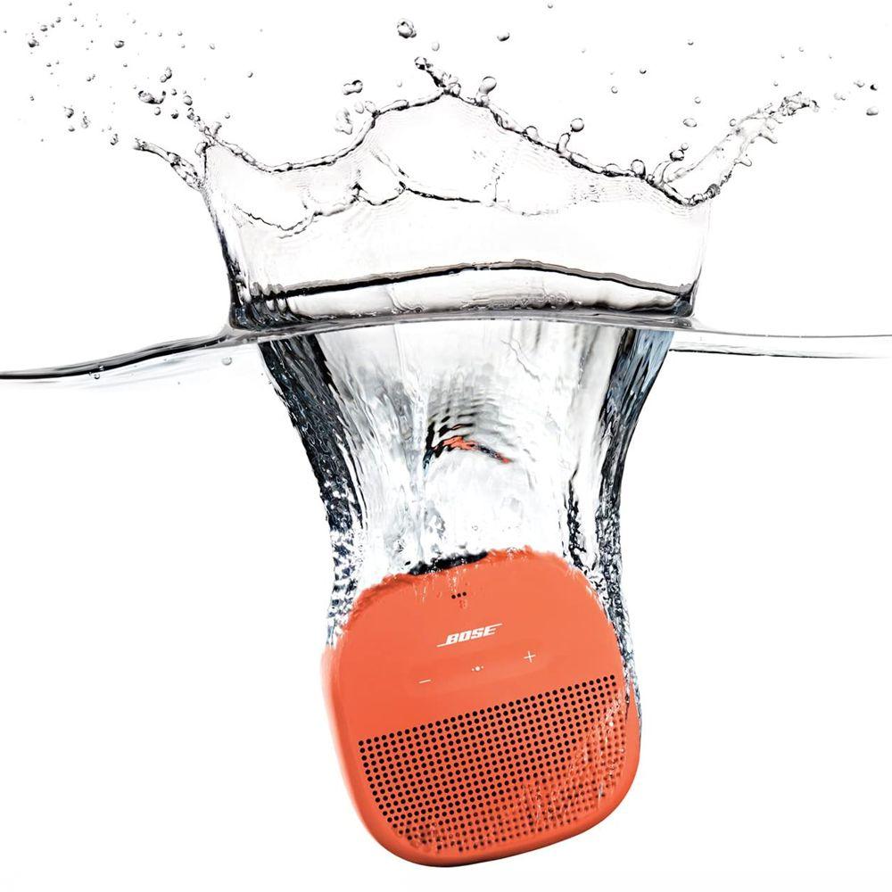 Bose SoundLink Micro Waterproof Bluetooth speaker - Bright Orange