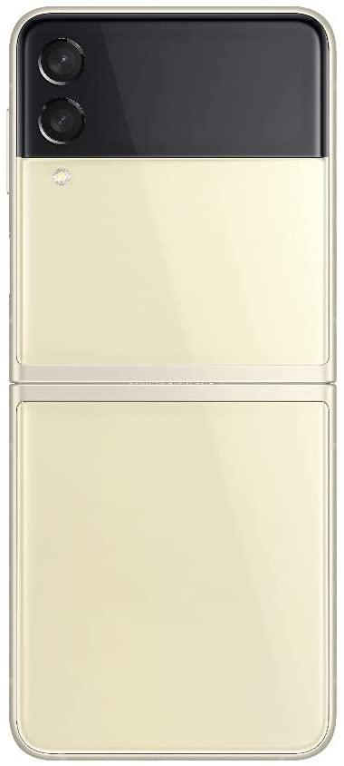 Samsung Galaxy Z Flip3 8GB Ram 256 GB Rom 5G , Phantom Creme