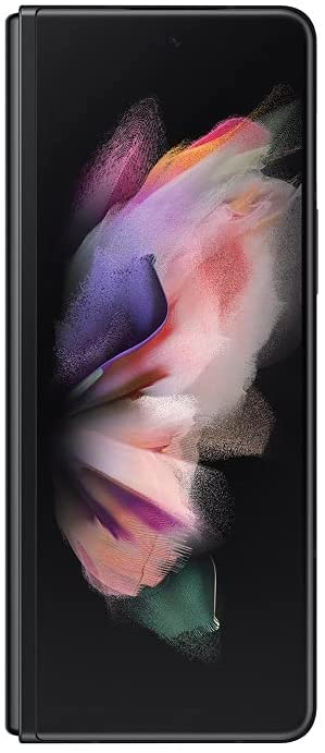 Samsung Galaxy Z Fold3 12GB Ram 256 GB Rom 5G , Phantom Black