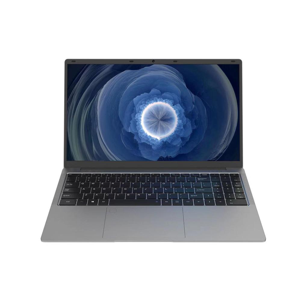 PLANQ DLIGHT A8+ Ultra Laptop 15.6″FHD-Intel J4125-12GB DDR4-1TB SSD-FANLESS - Silver