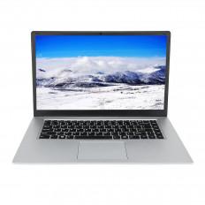PLANQ DLIGHT 737A6 Ultra-thin Laptop 15.6″ FHD -Intel J3455 – 8GB RAM – 1TB HDD- FANLESS - Silver