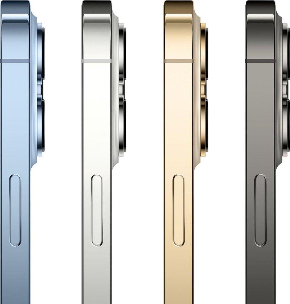 Apple iPhone 13 Pro Max, 5G, 256GB, 6GB Ram, Gold