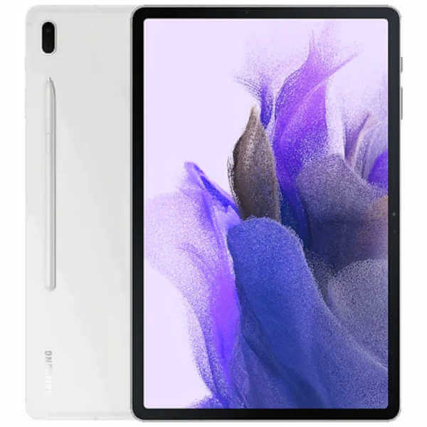 Samsung Galaxy Tab S7 FE 5G , 12.4 inch, 128 GB, 6 GB RAM - Mystic Silver