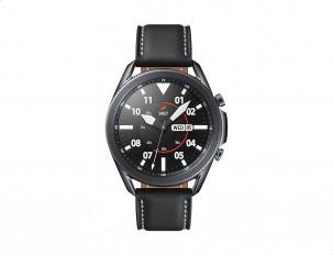 Samsung SM-R840 Galaxy Watch3 Smart Watch, 45 mm - Mystic Black
